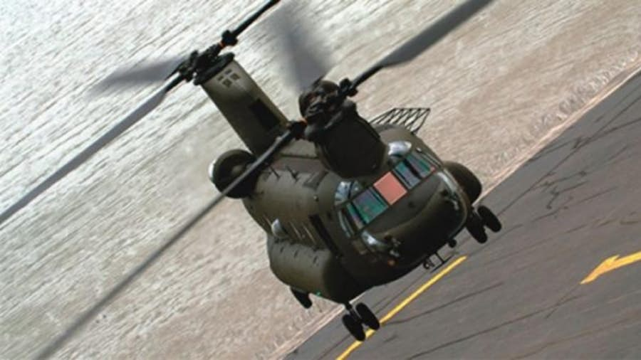 Military Helicopter Market in India