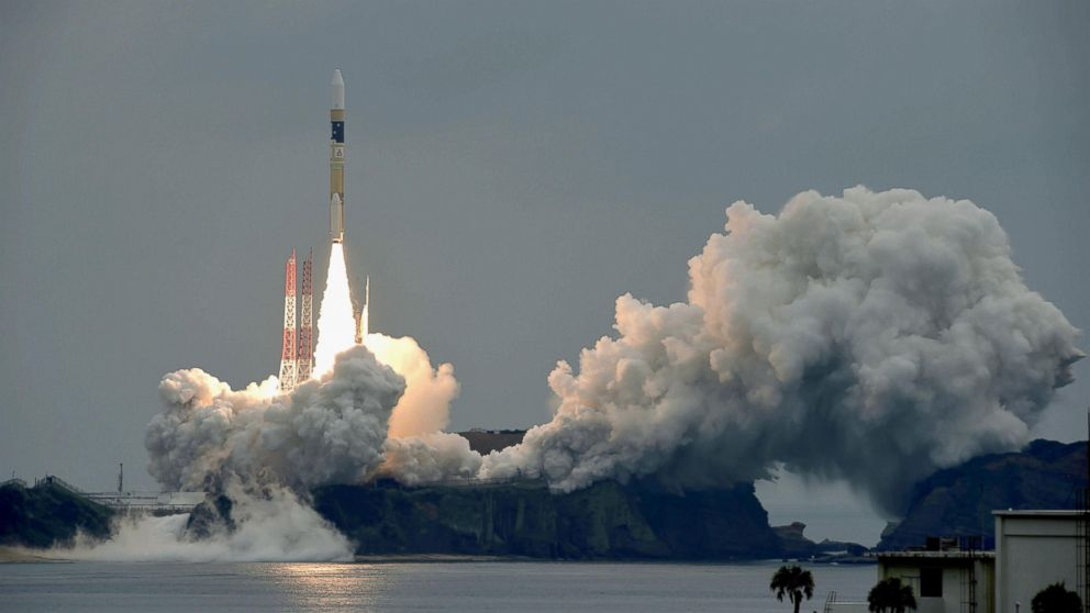 Japan Launches Rocket With Satellite to Build its Own GPS