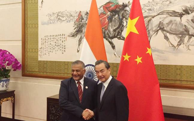 VK Singh in Beijing: India, China Look to Bring Ties Back on Track