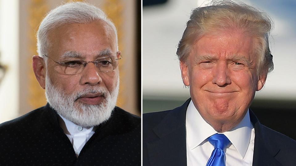 US-India Defence Partnership to Set the Tone for the Modi-Trump Meet