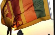 Sri Lanka Snaking Between Chinese Dragon and Indian Elephant