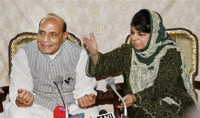 'External Forces, Including China, Meddling in Kashmir', Says CM Mufti After Meeting HM