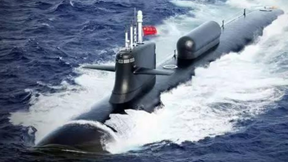 Why Chinese Submarines Could Soon Be Quieter Than US Ones