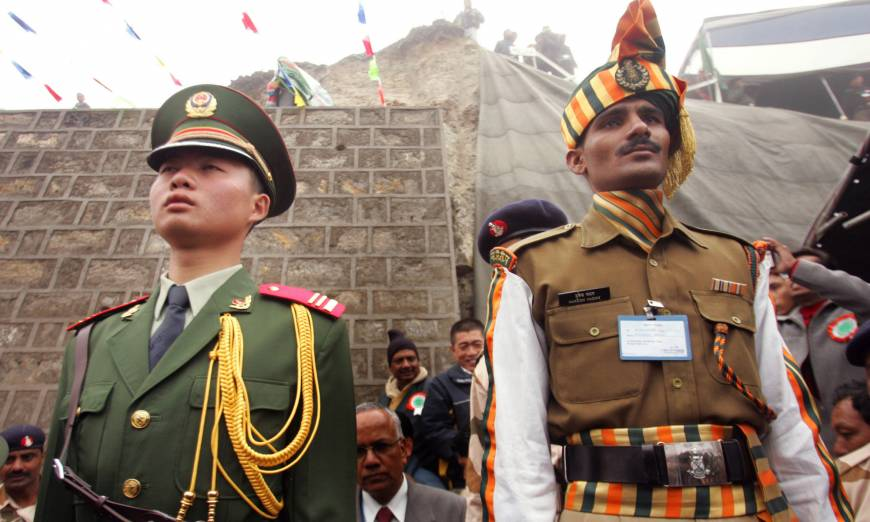 Doklam Standoff: Indian, Chinese Army Officers Meet At Nathu La To Resolve Row