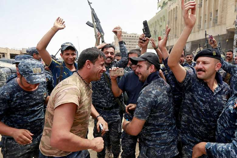 Mosul Win In Sight As ISIS Defence Lines Collapse