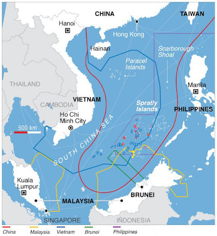 Could the Chinese Communist Party Survive Dropping South China Sea Claims?