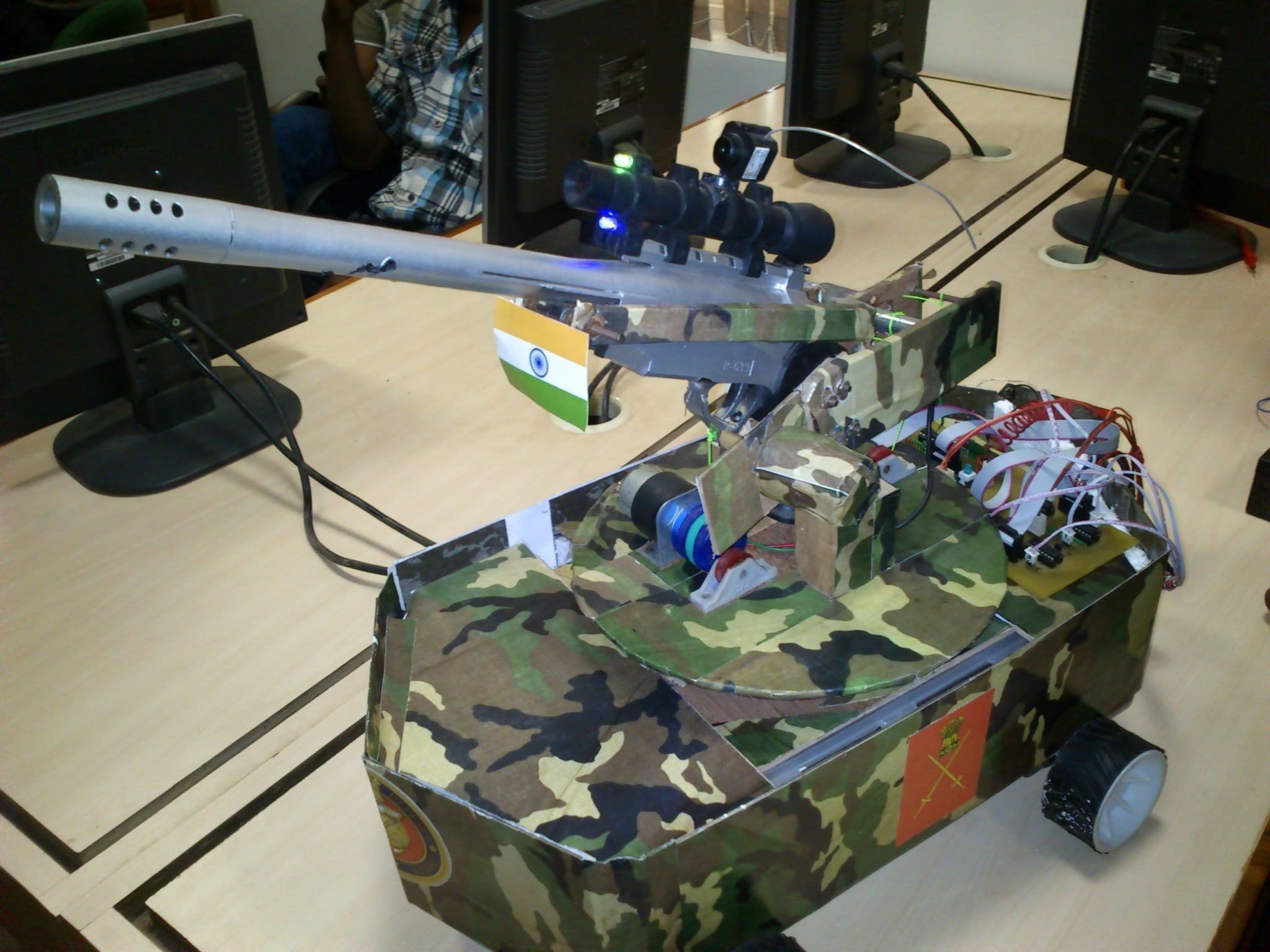 Artificial Intelligence & Its Impact On The Indian Armed Forces