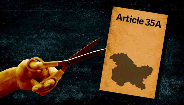 Militancy On The Wane; Article 35A In Limelight