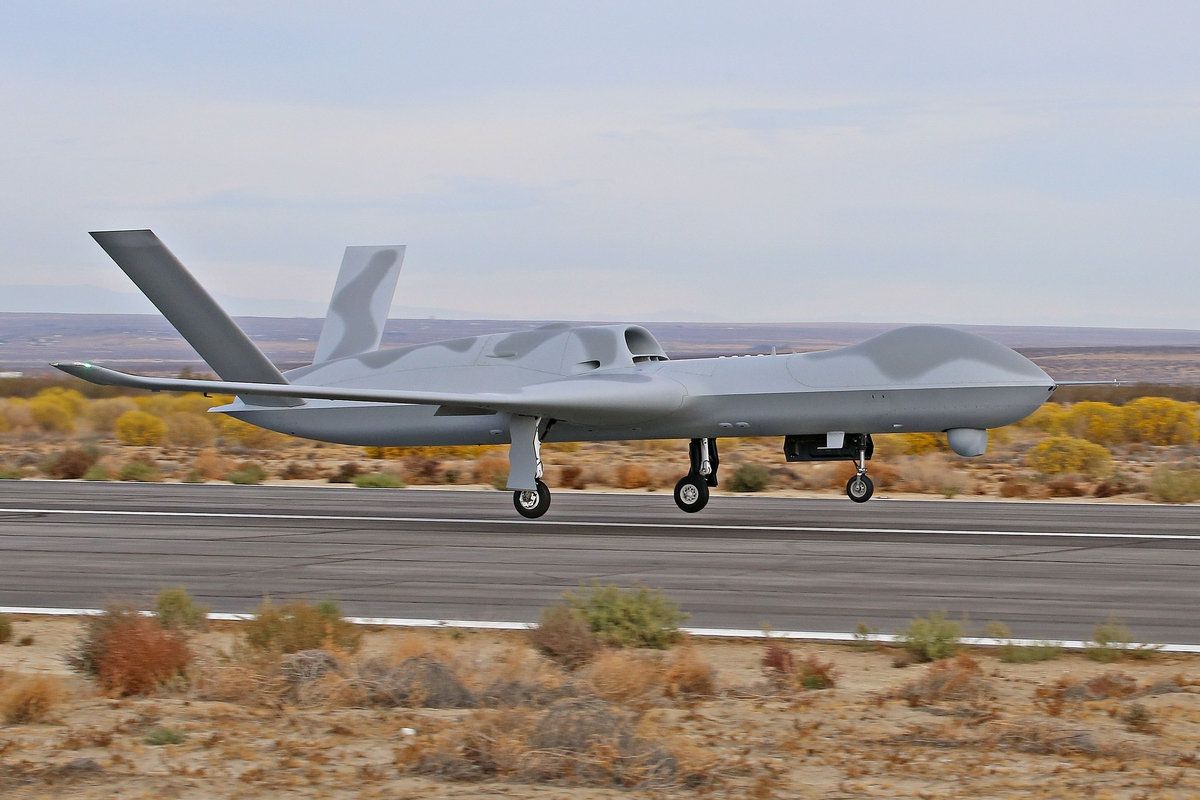 General Atomics Targets First Big International Avenger Drone Sale