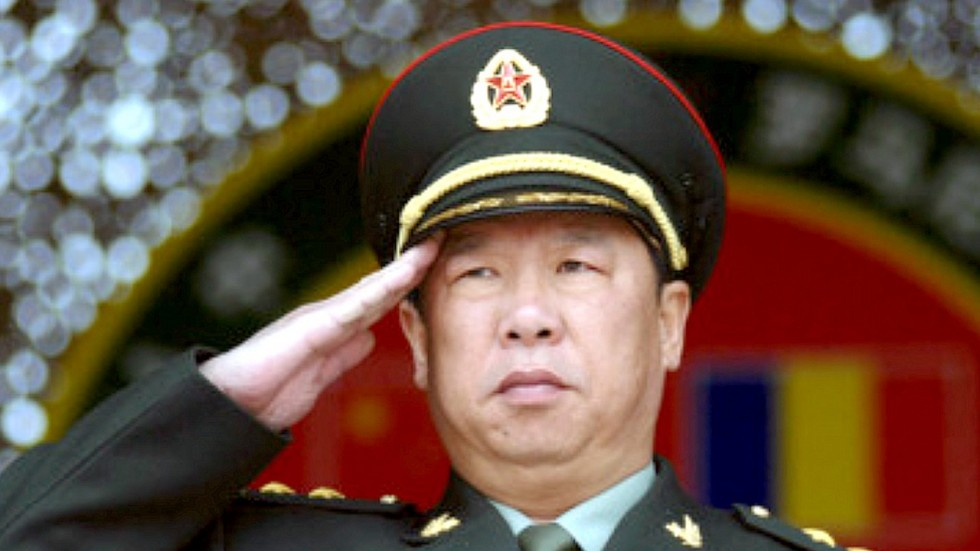 Decorated Chinese War Veteran To Take Up Top Job At Heart Of Xi's Military Reform Drive