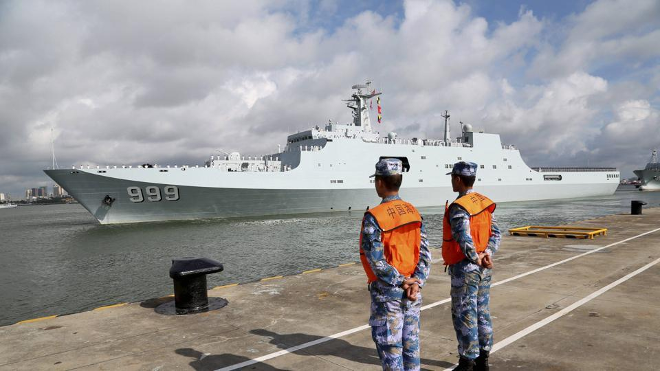In Naval War With China, India Would Be No Pushover