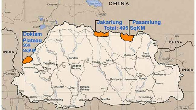 The Doklam Stand Off – Some Lessons