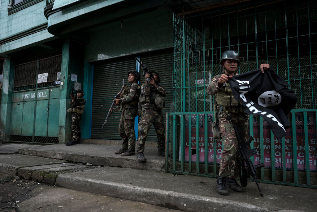 ISIS' Reach Extends To Southeast Asia
