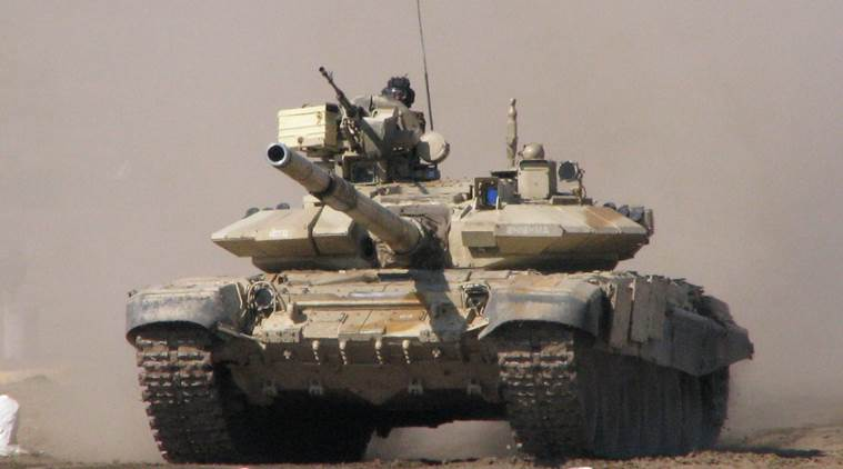 Countering Chinese Tank Threat