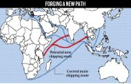 China Wants India To Go Slow On Asia-Africa Corridor