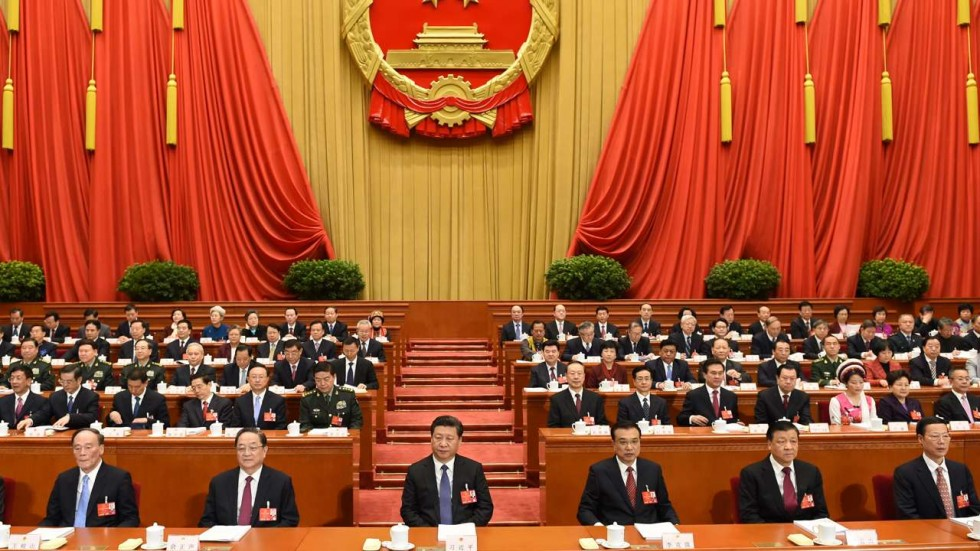China's 19th Party Congress: New Leaders To Steer China To The China Dream