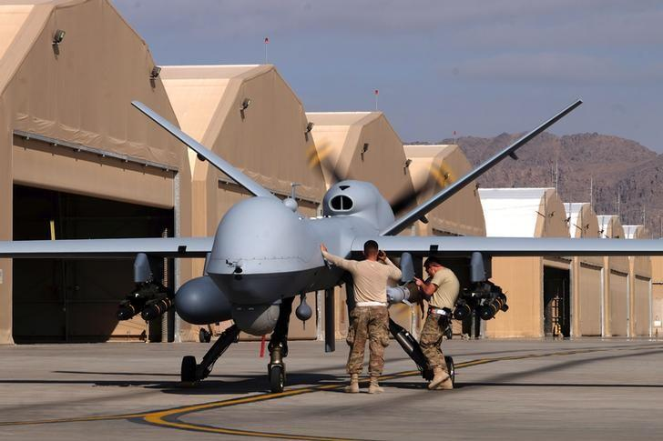 Exclusive - Game of Drones: U.S. Poised To Boost Unmanned Aircraft Exports