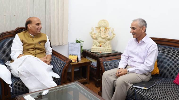 Dineshwar Sharma, Former Dir IB, New Interlocutor For J&K