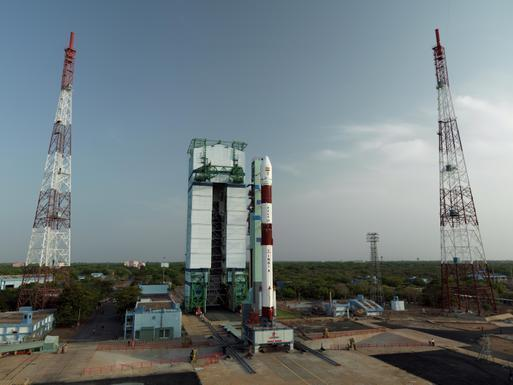 ISRO Eyes To Shrug Off Setback With Cartosat Launch In December