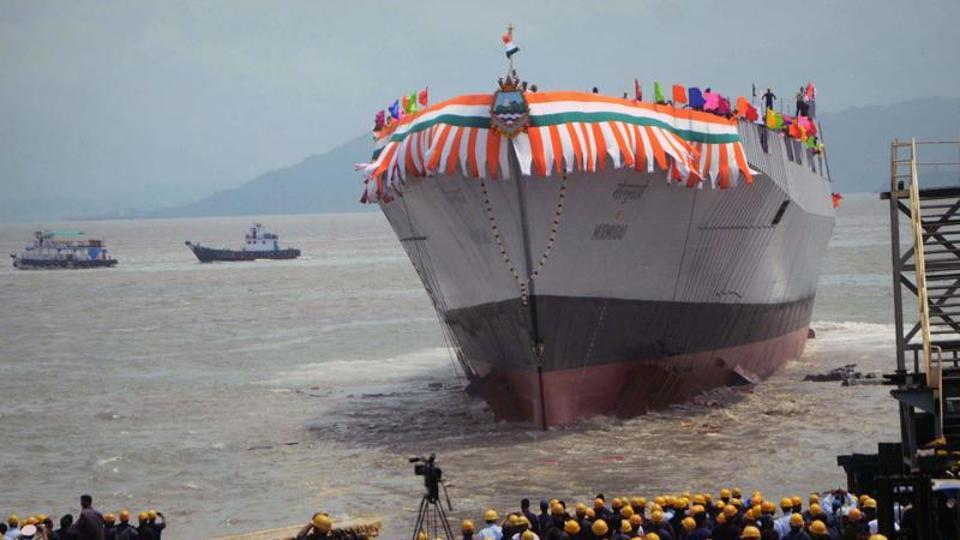 Indian Naval Ships Visit Japan In Pursuance Of Act East Policy