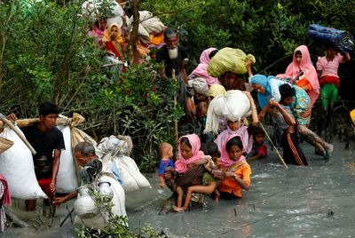 UN Security Council urges end to 'excessive' military force in Rakhine