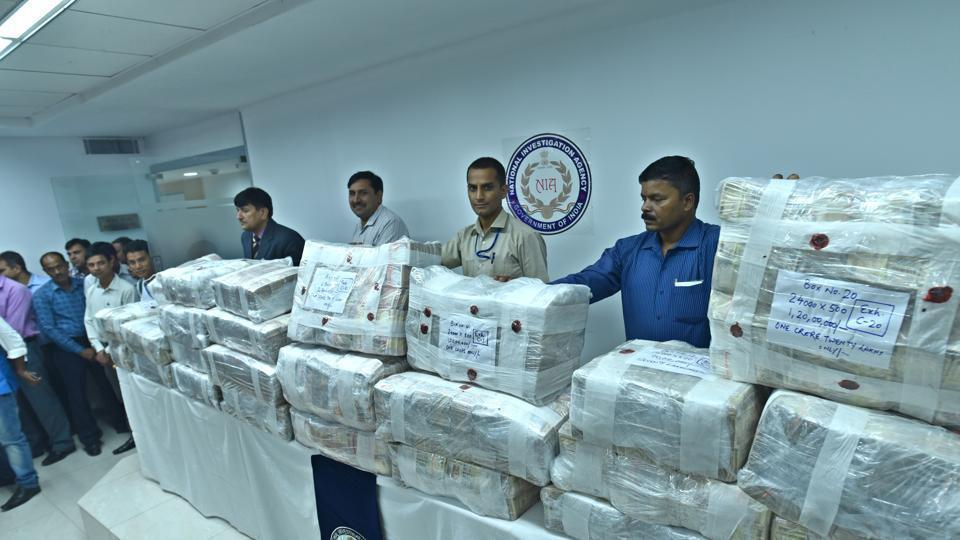 NIA's First Undercover Operation Led To Haul Of Rs 36 Cr In Banned Notes