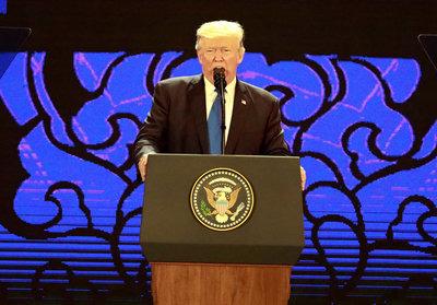 Trump Gives India, PM Modi A Big Thumbs Up At APEC Summit In Vietnam