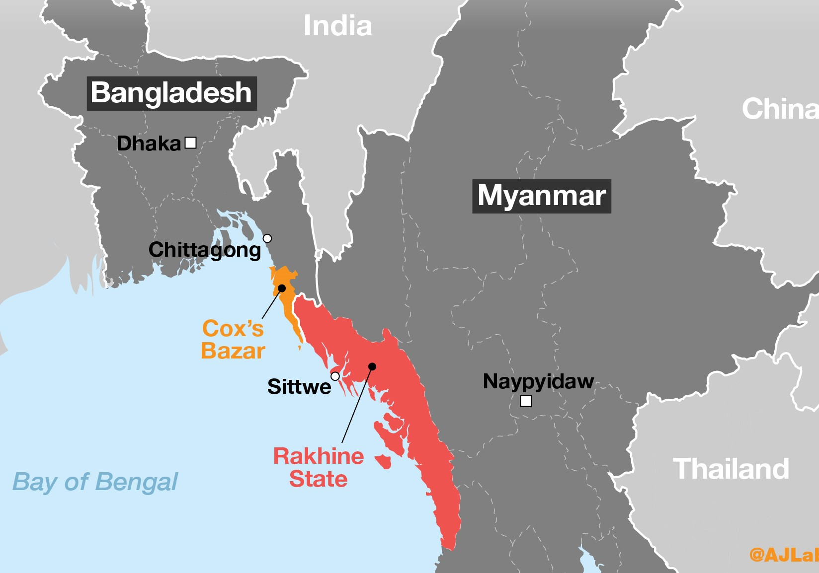 Security Aspects & The Rohingya Crisis