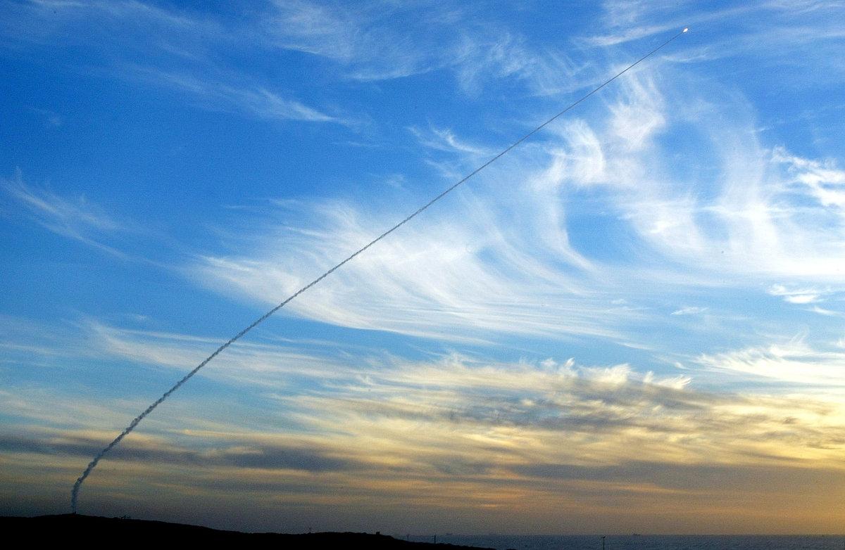 An Inside Look At Israel's Missile Test Range