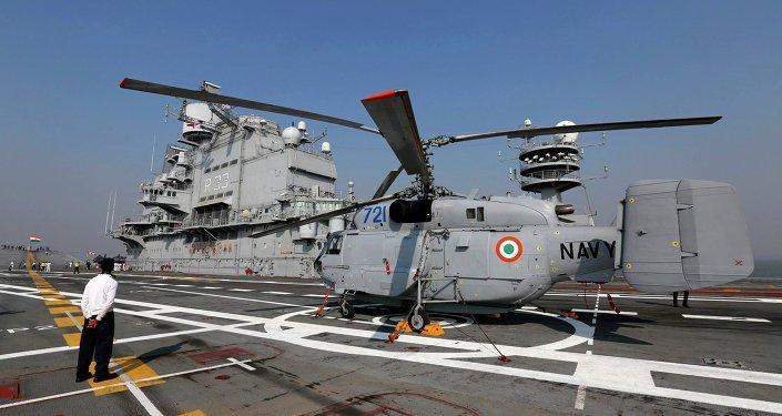 Analysis: Ka-226T Preparing to Land in India