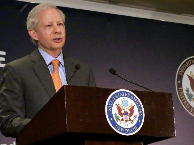 US Ambassador Proposes Indo-American Helicopters, Unmanned Combat Vehicles