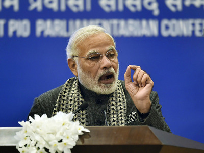 PM Modi's Dig at China: We don't Covet Others' Territory