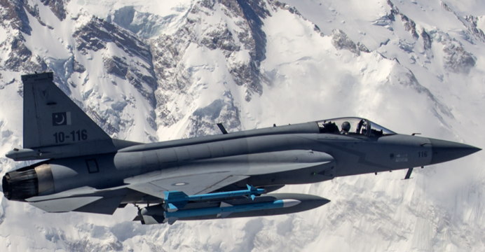 Nigeria to Acquire Three JF-17 Fighters