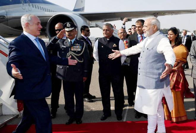 India-Israel Sign Bilateral Agreements on Energy, Cyber Security