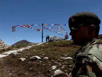 Chinese Drive Up To Border, Indians Walk For 19 Hours