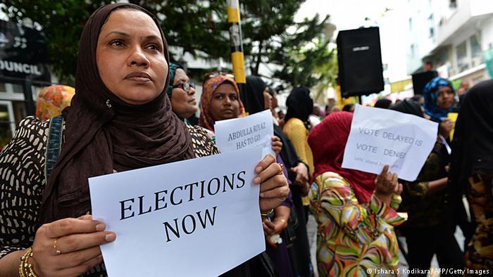 The Maldives Conundrum