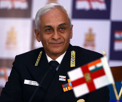 Increase In Deployment of Chinese Ships in Indian Ocean Region: Admiral Sunil Lanba