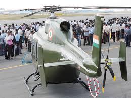 HAL Chopper  Plan Gets 'Green' Nod