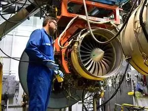 Tata-GE Aircraft Engine JV Order Book Full for Next 5 Years