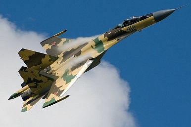 Could Russia Design a Fifth-Generation Variant of the Su-35 for India?