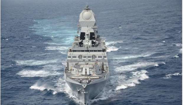 High-Level Participation by Indian Navy, Coast Guard at Dimdex