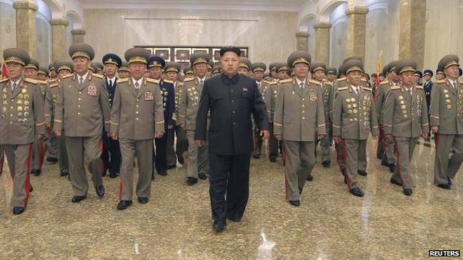 North Korea is Willing to Discuss Disarmament, Says South