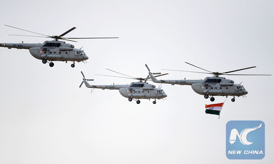 Russia Says in Talks With India on Helicopters, Frigates Supplies