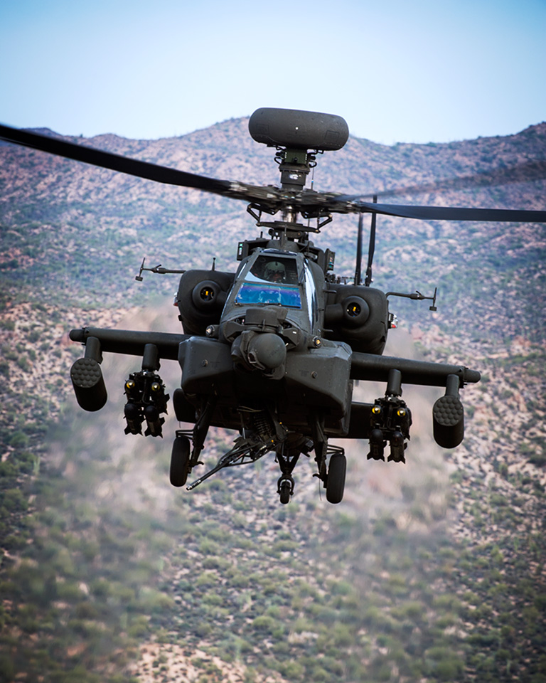 Tata-Boeing open facility to produce fuselages for AH-64 Apache helicopter