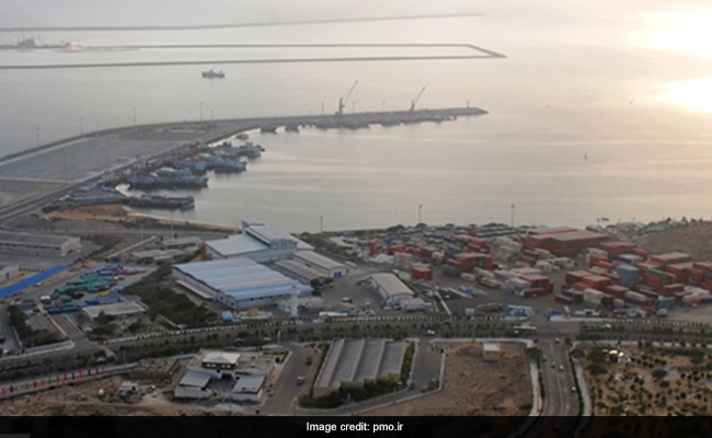 Iran Invites Pakistan, China to Join Chabahar Port Project With India: Report