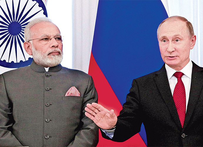 Why Russia No Longer Cares for Friendship With India