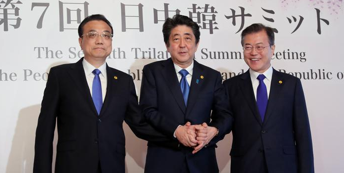 China, Japan, South Korea Agree on North Korea Nuclear Action
