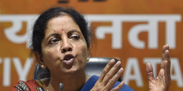 Indigenisation in Defence Sector has to be on Top of Agenda: Nirmala Sitharaman