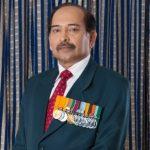 V Adm Suresh Bangara (Retired)