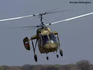 India Issues an RFP for Acquiring 200 Kamov Helicopters from Russia
